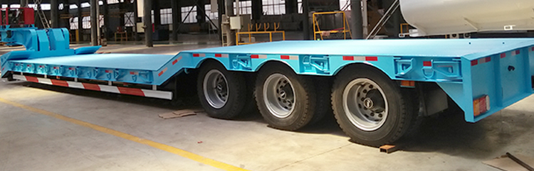 RGN Removable and Detachable Gooseneck Trailers – China
