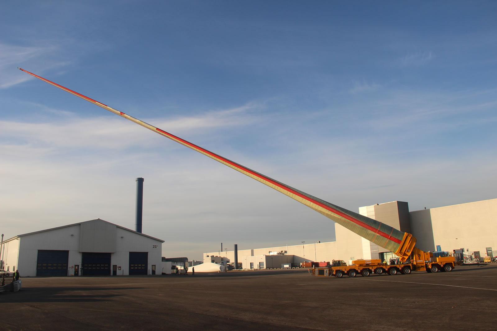 风电叶片转接器测试