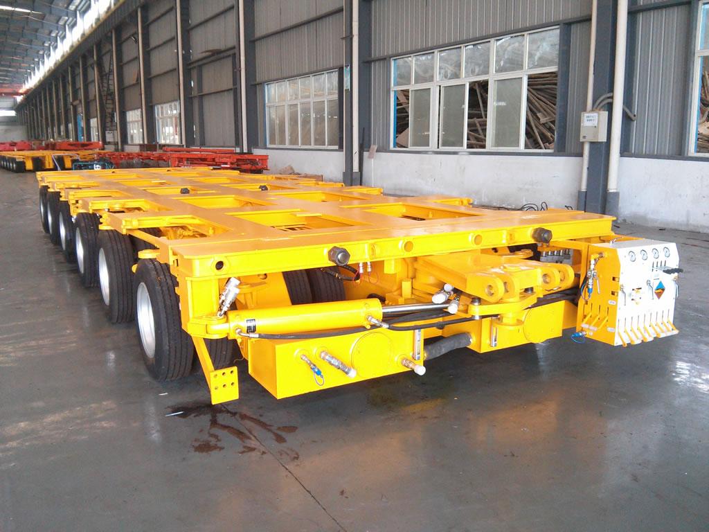 Cometto 1M modular trailers