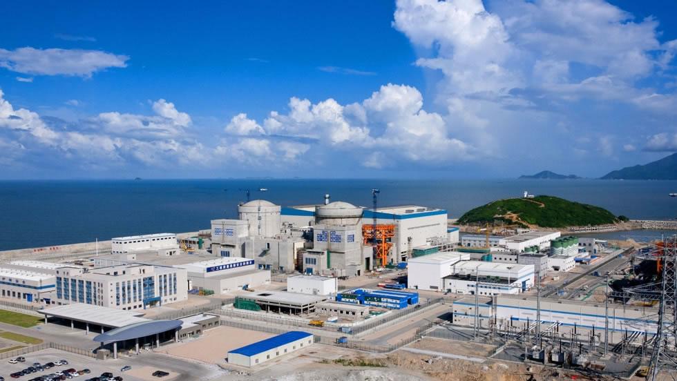 Fujian Ningde nuclear power plant